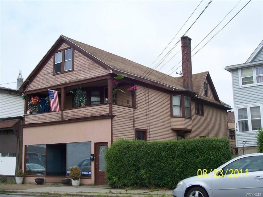 286 Schenck Street, North Tonawanda, NY 14120