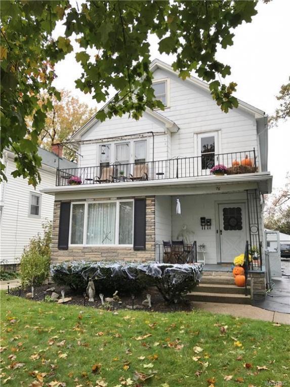 76 Knox Avenue, Buffalo, NY 14216