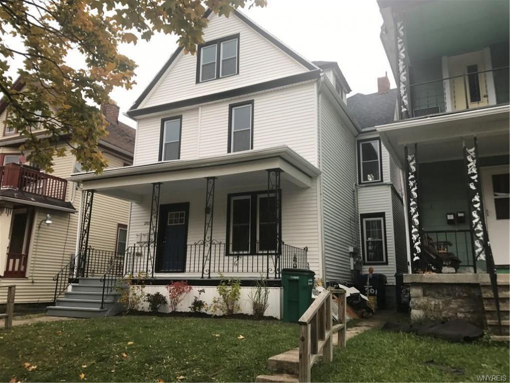 201 Hoyt Street, Buffalo, NY 14213