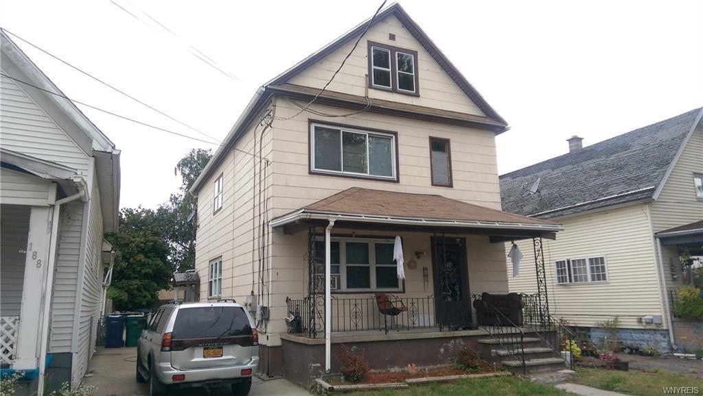 192 Weaver Street, Buffalo, NY 14206