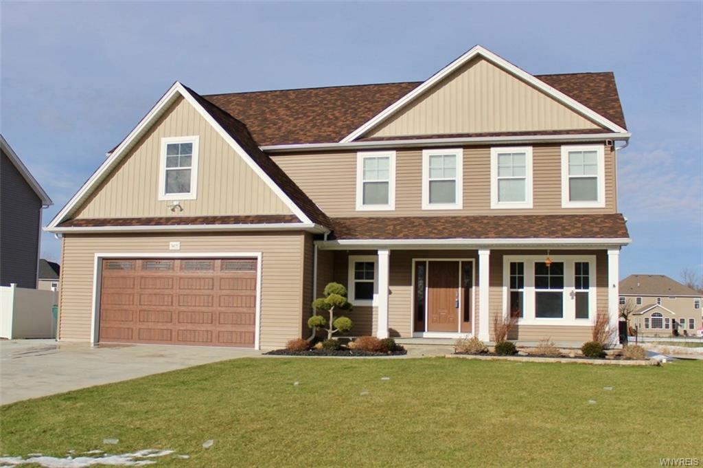 Open House: 3415 Ashwood Drive, Wheatfield, NY 14120