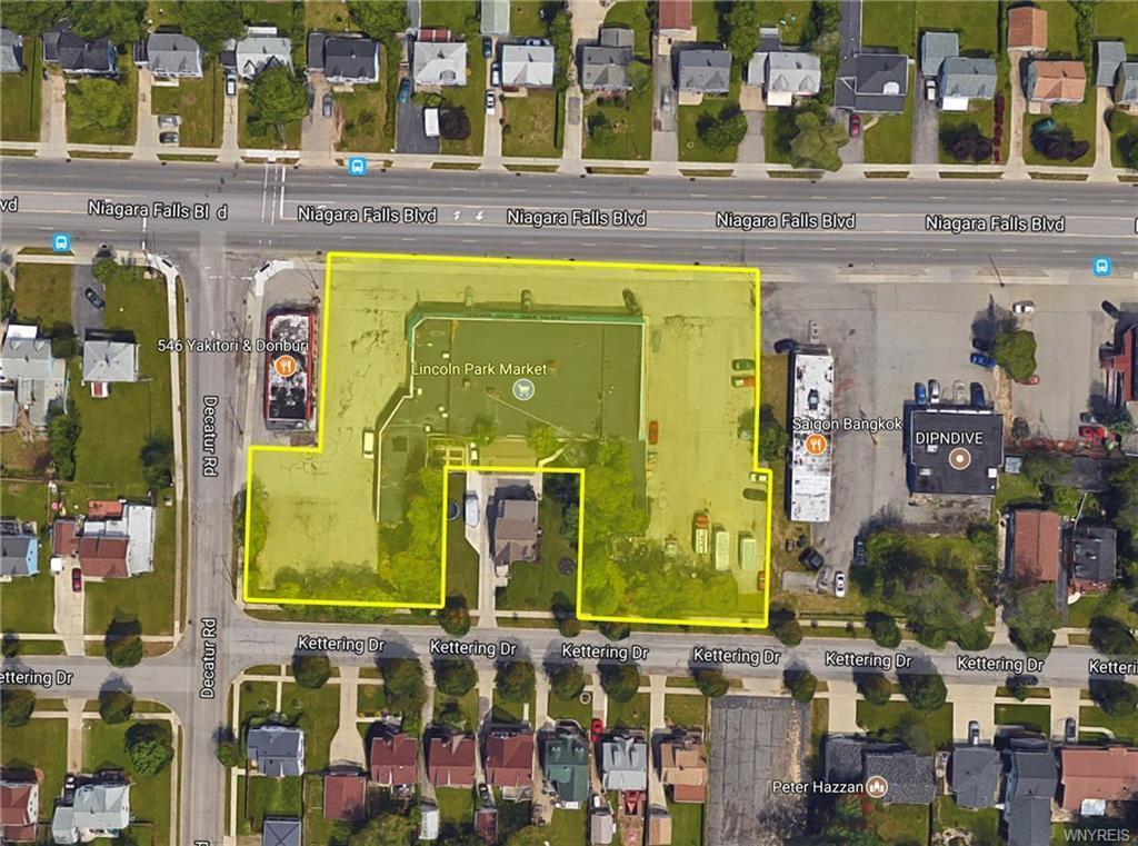 532 Niagara Falls Boulevard, Tonawanda Town, NY 14223