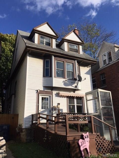 187 Hoyt Street, Buffalo, NY 14213
