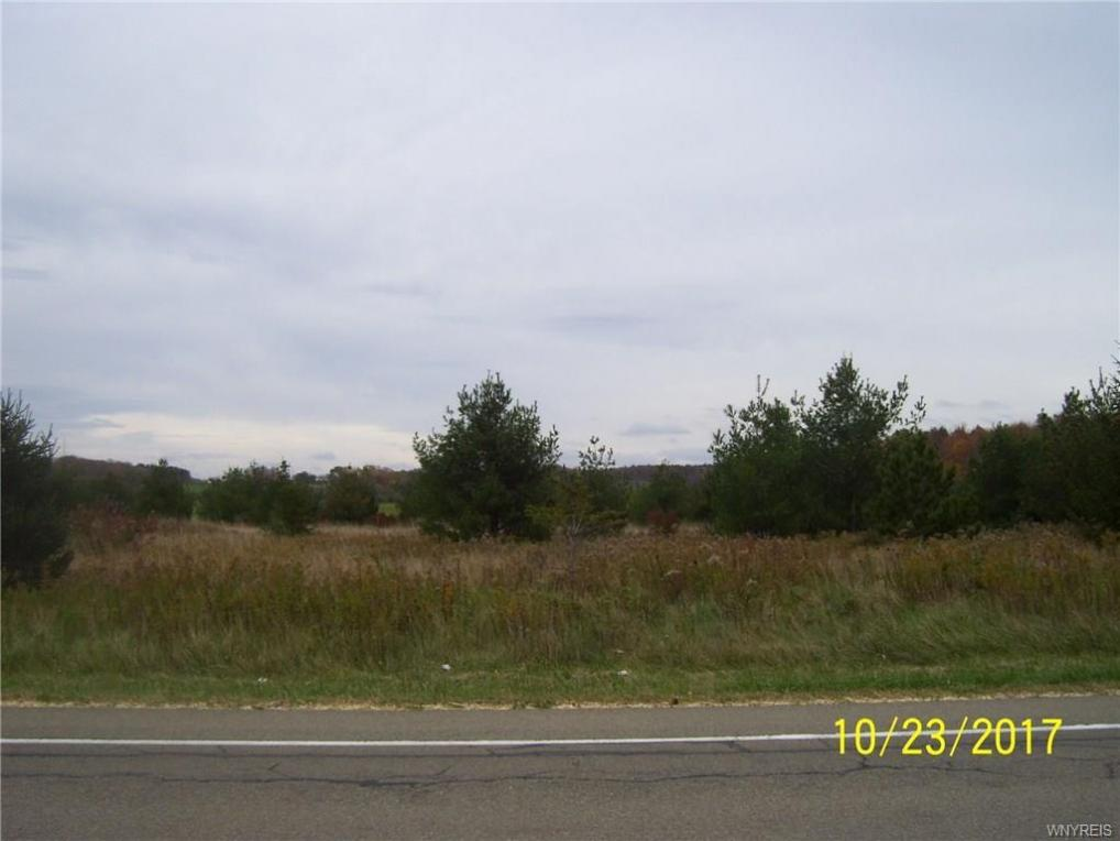 V/L 7+ Acres Sisson Highway, North Collins, NY 14111