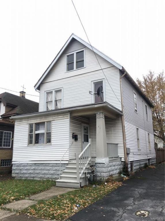 76 Edison Avenue, Buffalo, NY 14215