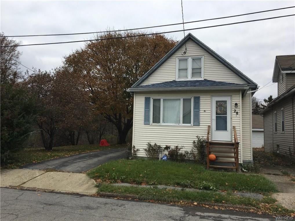 28 Currant Avenue, Lackawanna, NY 14218