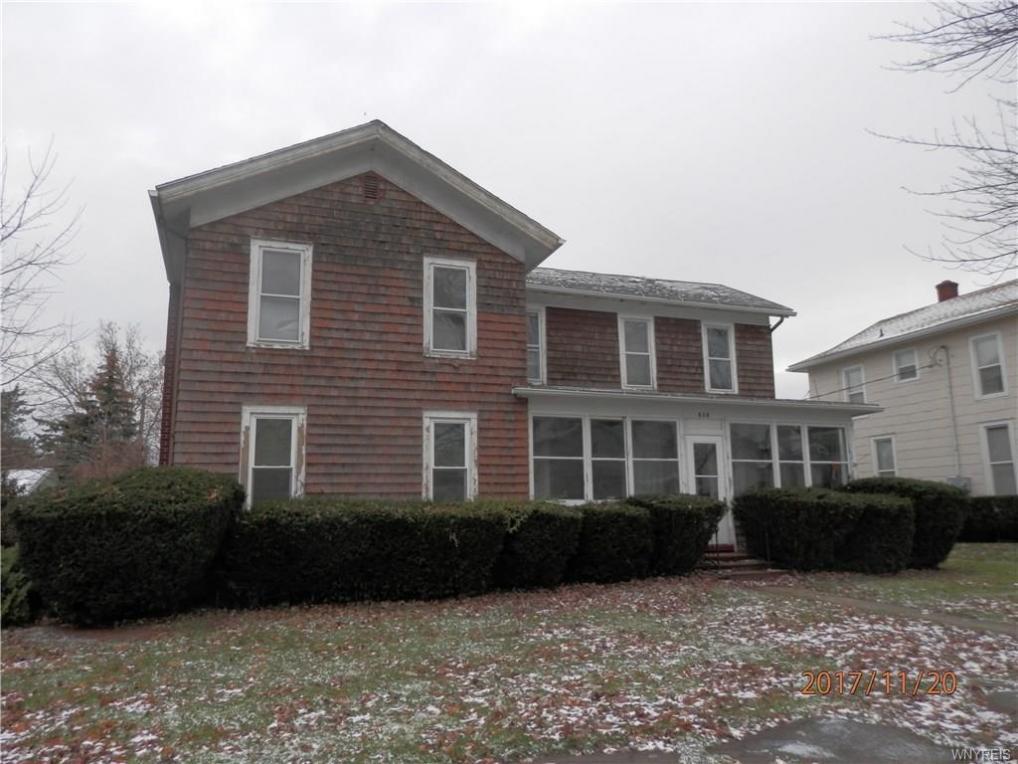 520 North Academy Street, Ridgeway, NY 14103