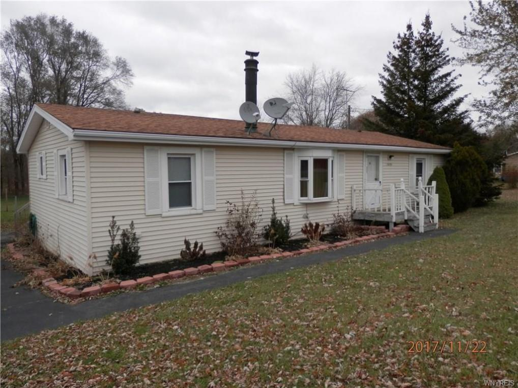 15499 Ridge Road West, Gaines, NY 14411