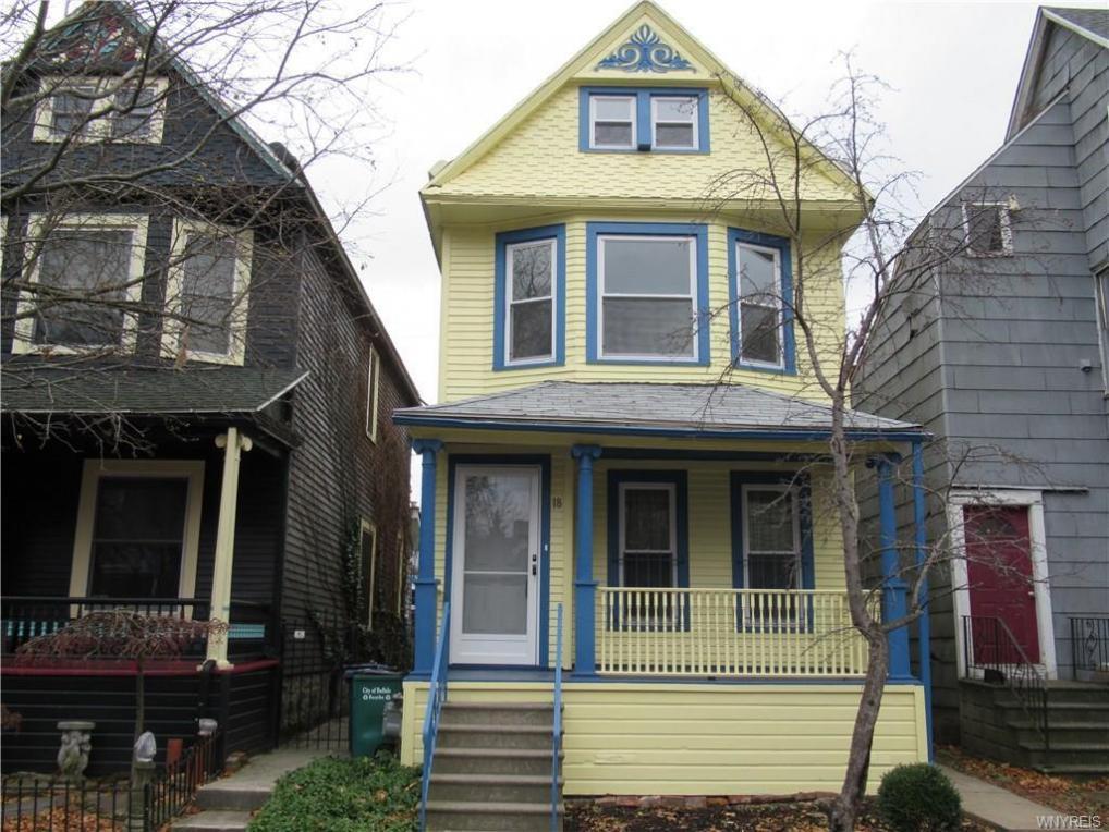 18 Union Place, Buffalo, NY 14213