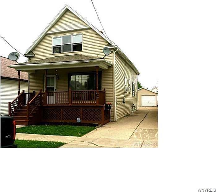 435 Schiller Street, Buffalo, NY 14212