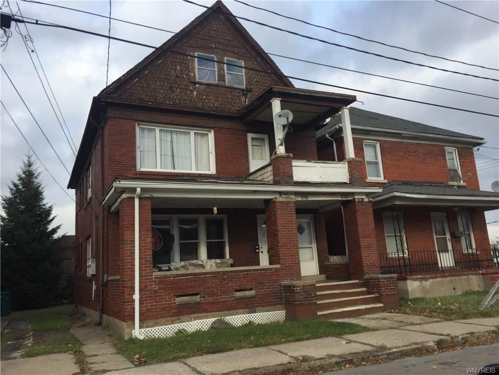 836 Chilton Avenue, Niagara Falls, NY 14301