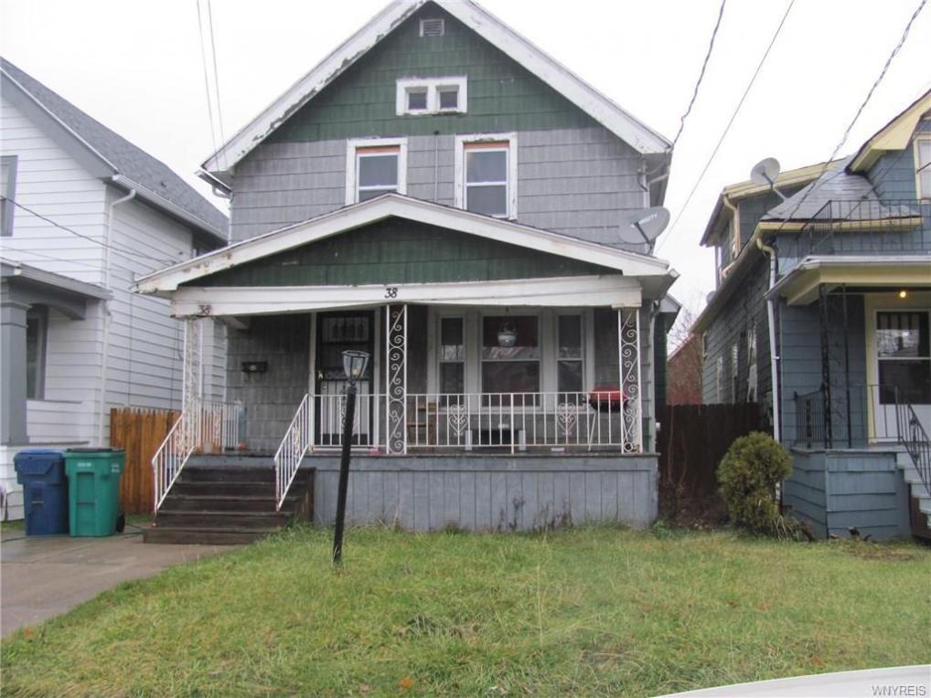 38 Thornton Avenue, Buffalo, NY 14215