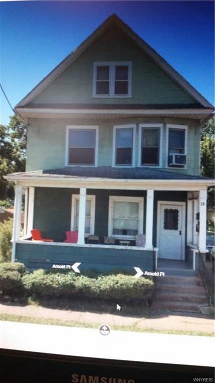 13 Arnold Place, Lackawanna, NY 14418