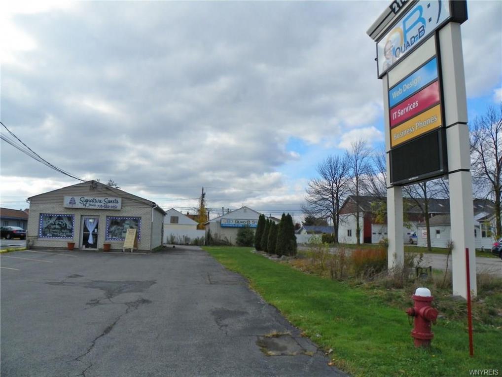 2148 & 2160 Niagara Falls Boulevard, Tonawanda Town, NY 14150