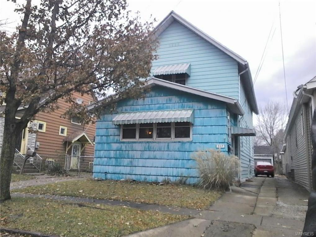 317 Benzinger Street, Buffalo, NY 14206