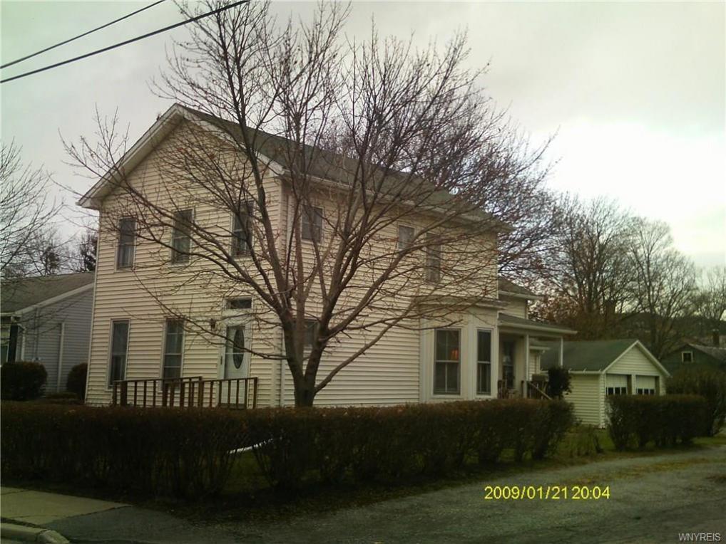 16 Water Street, Attica, NY 14011