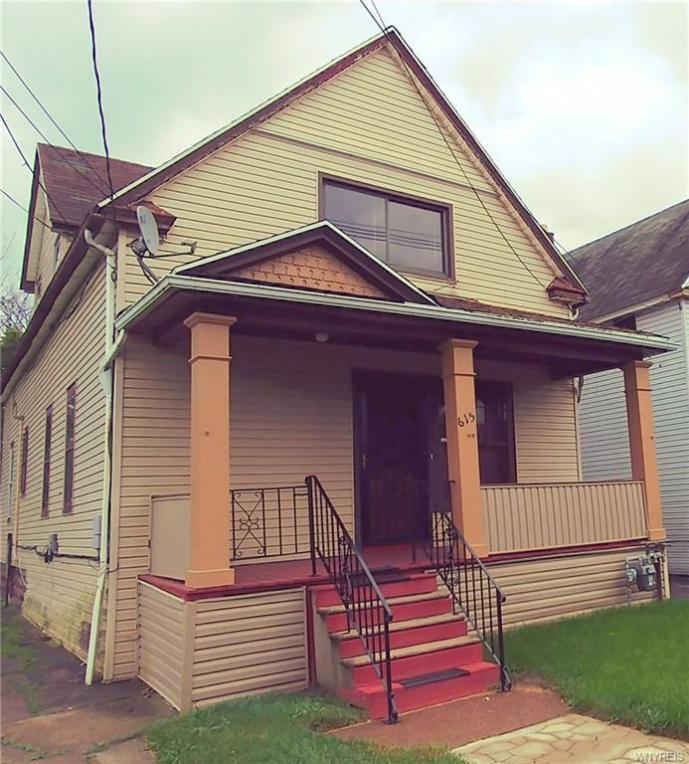 615 Goodyear Avenue, Buffalo, NY 14211