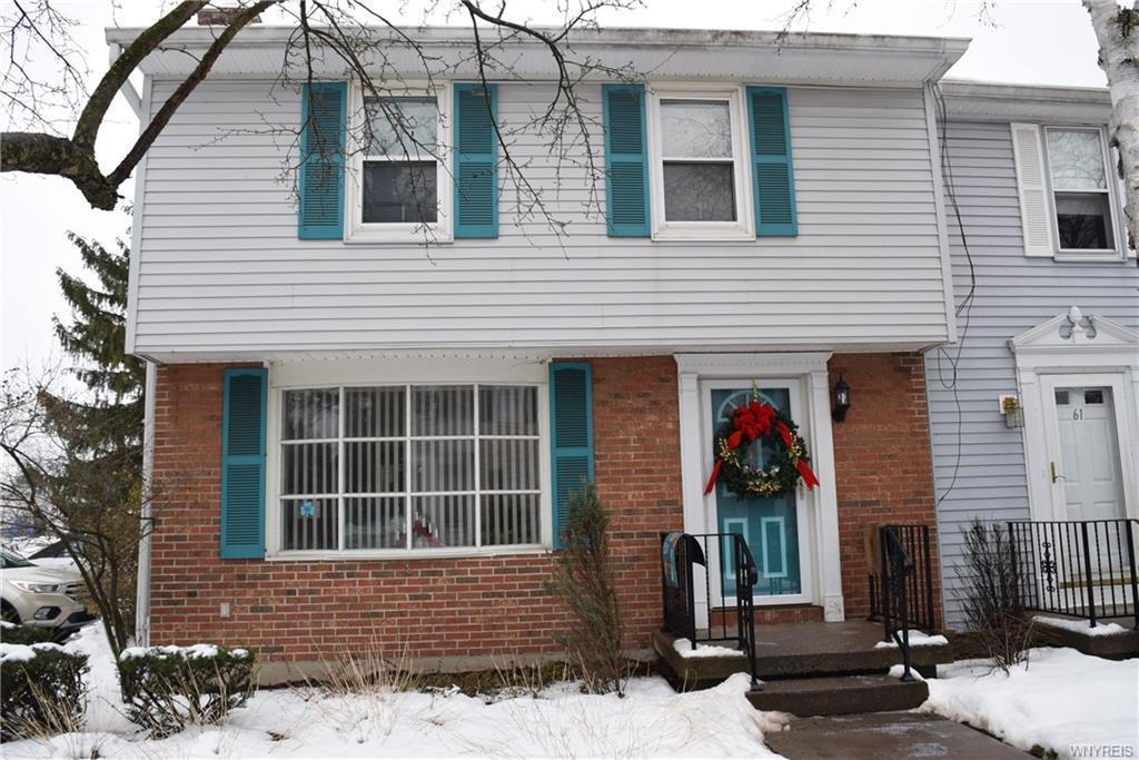 63 Sundridge Drive, Amherst, NY 14228