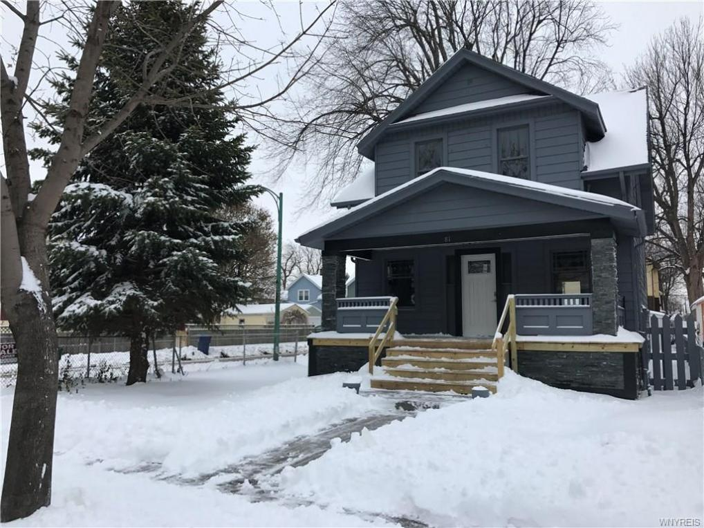 81 Richfield Avenue, Buffalo, NY 14220