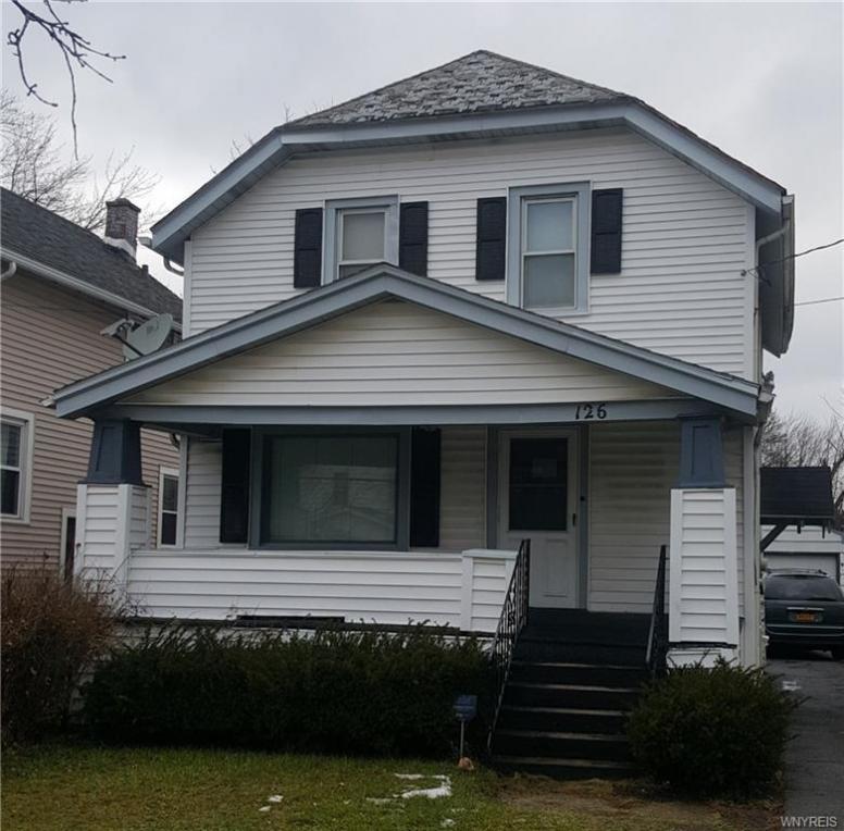 126 Dunlop Avenue, Buffalo, NY 14215
