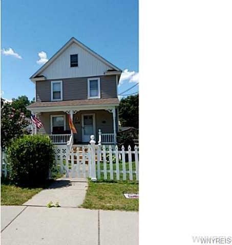 1318 South Main Street, Shelby, NY 14103