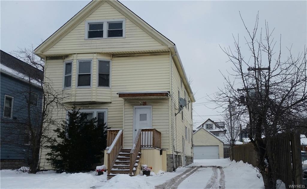 21 Virgil Avenue #Upper, Buffalo, NY 14216
