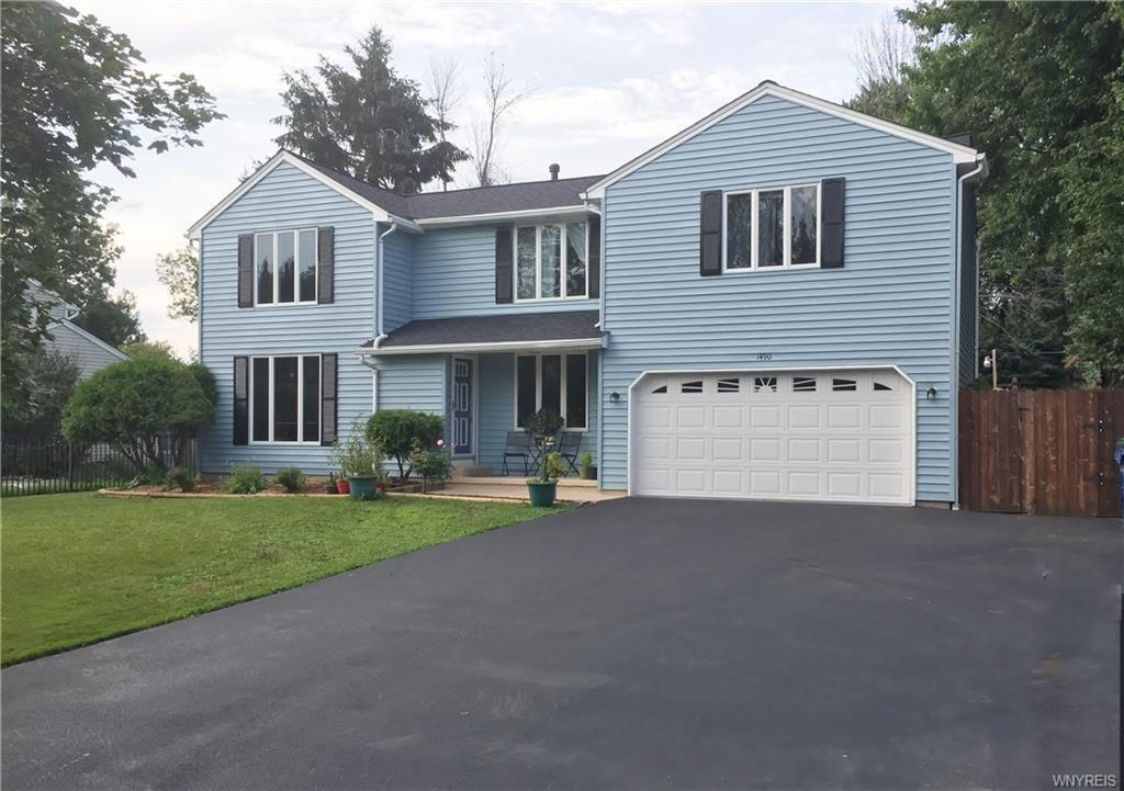 1490 North French Road, Amherst, NY 14228