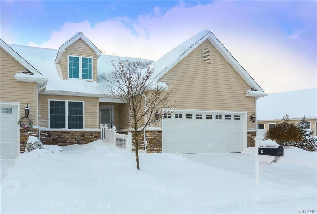 17 Campbell Meadows, Amherst, NY 14068