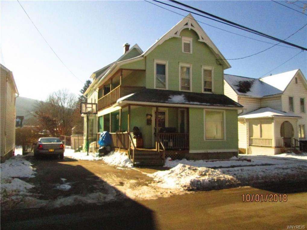 107 Irving Street, Olean City, NY 14760