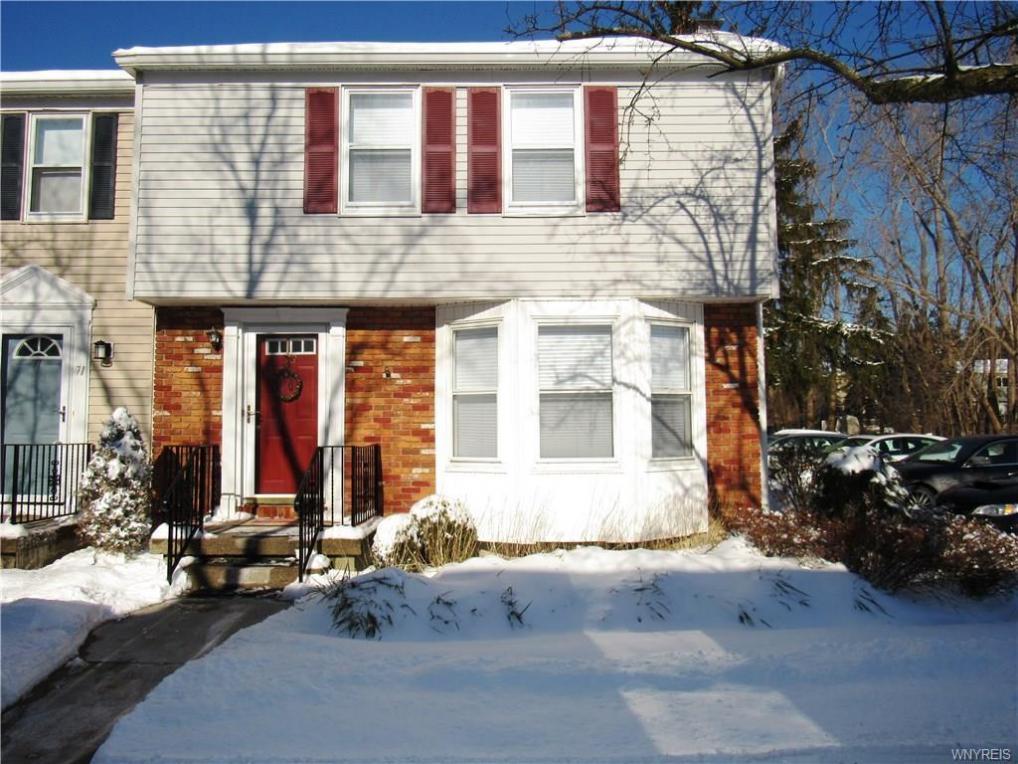73 Sundridge Drive, Amherst, NY 14228
