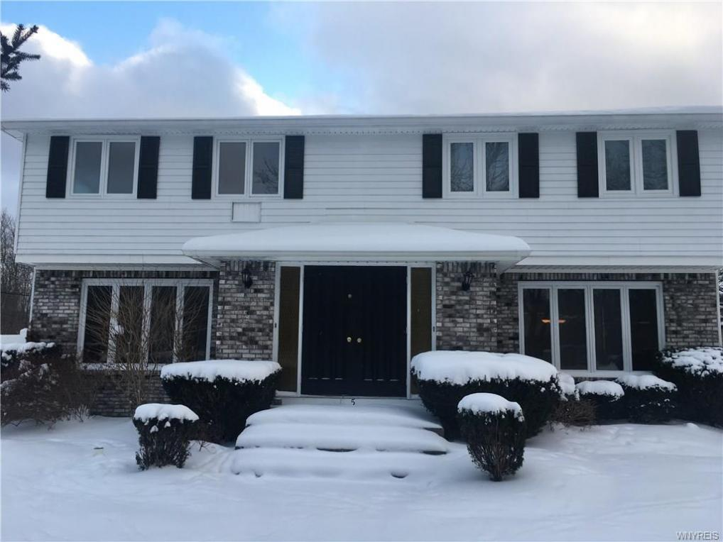 5 Pheasant Run- Left Side Road #L, Amherst, NY 14228