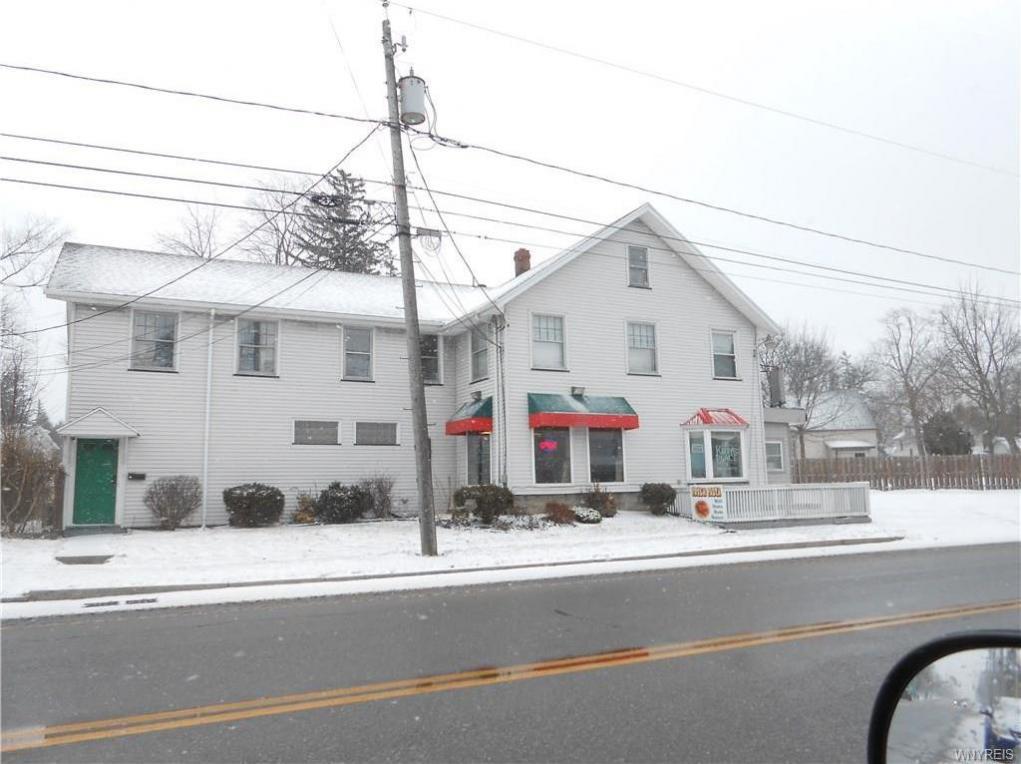 34-40 Oak Street, Batavia City, NY 14020