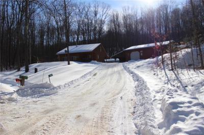 Photo of 8003 Johnson Hill Road, Clarksville, NY 14715