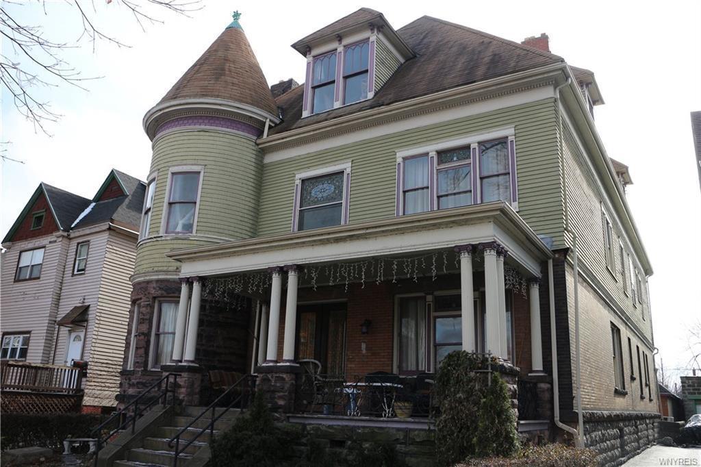 180 Edward Street, Buffalo, NY 14201