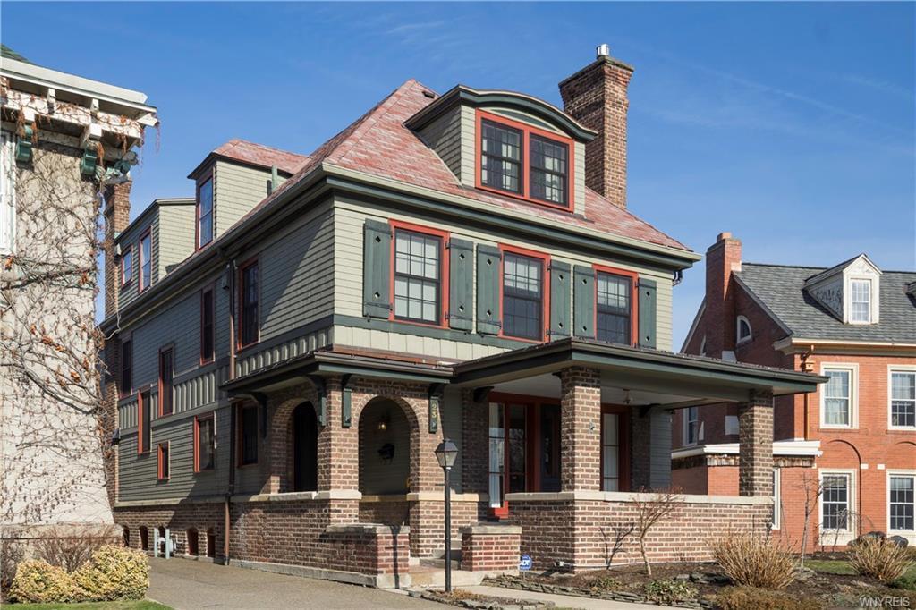 23 Dorchester Road Road, Buffalo, NY 14222