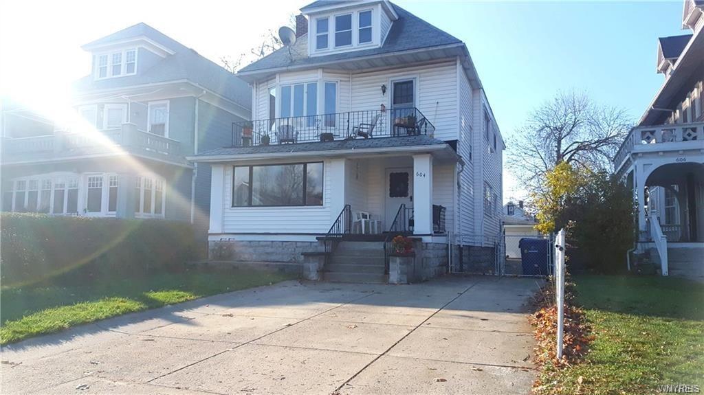 604 Parkside Avenue, Buffalo, NY 14216
