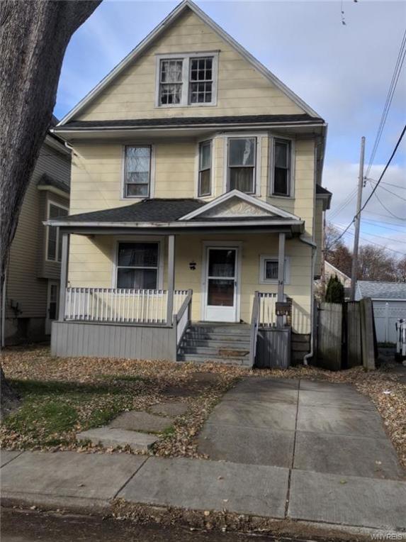 34 Milford Street, Buffalo, NY 14220