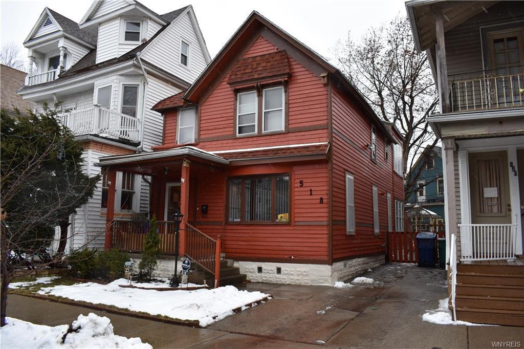 518 Massachusetts Avenue, Buffalo, NY 14213