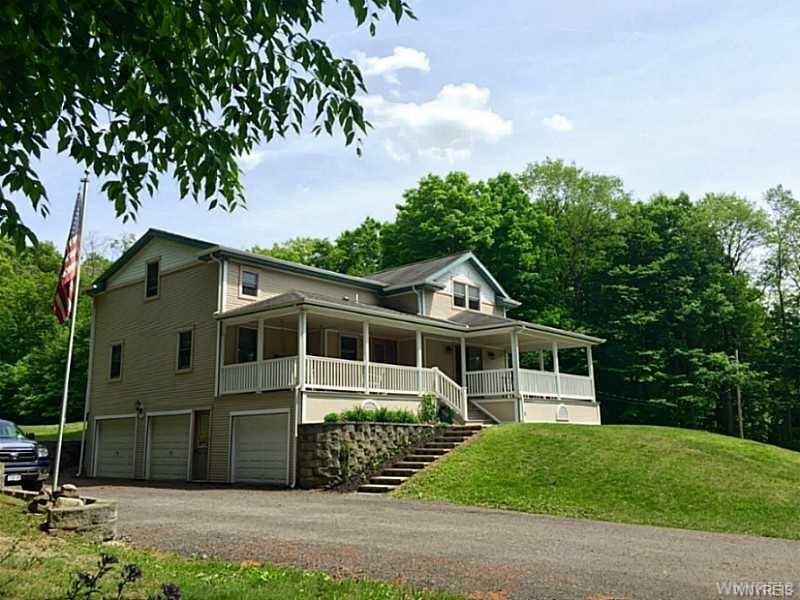 9499 South Protection Road, Holland, NY 14080