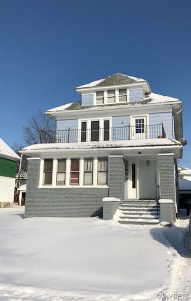 216 Lisbon Avenue, Buffalo, NY 14215