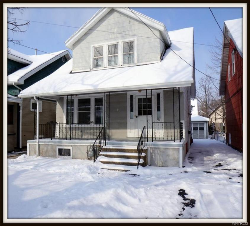 90 Strathmore Avenue, Buffalo, NY 14220