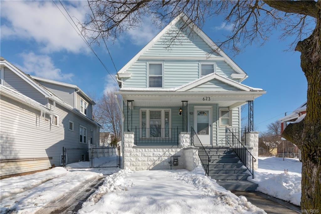 623 Hopkins Street, Buffalo, NY 14220
