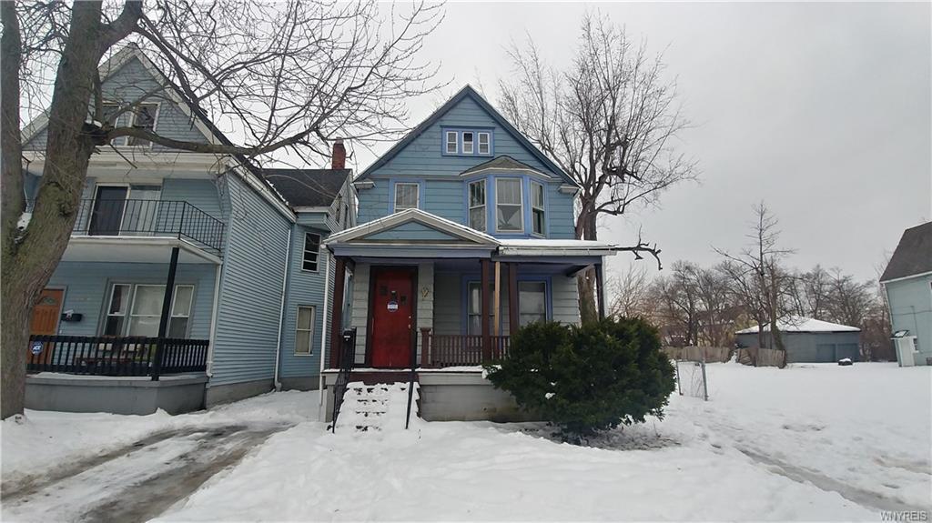 519 East Utica Street, Buffalo, NY 14208