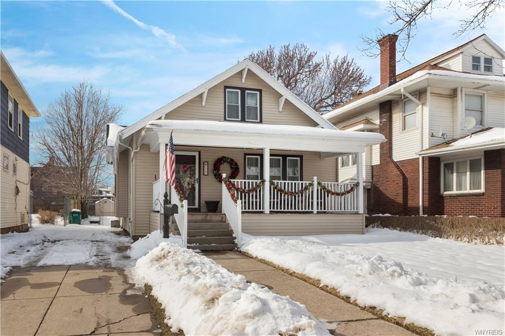 112 Tennyson Avenue, Buffalo, NY 14216