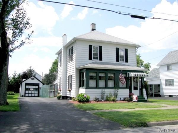 1009 Spruce St, Olean City, NY 14760