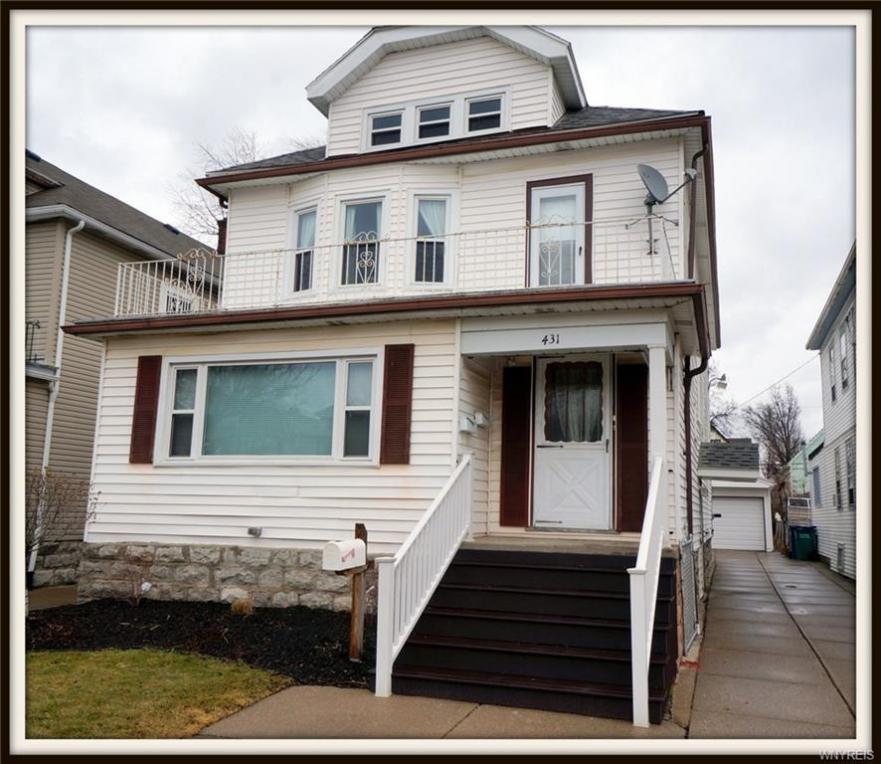 431 Colvin Ave, Buffalo, NY 14216