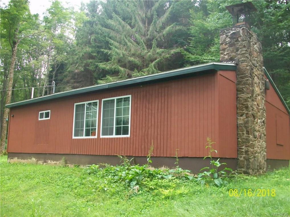 8749 West Bucktooth Run Road, Salamanca Town, NY 14755