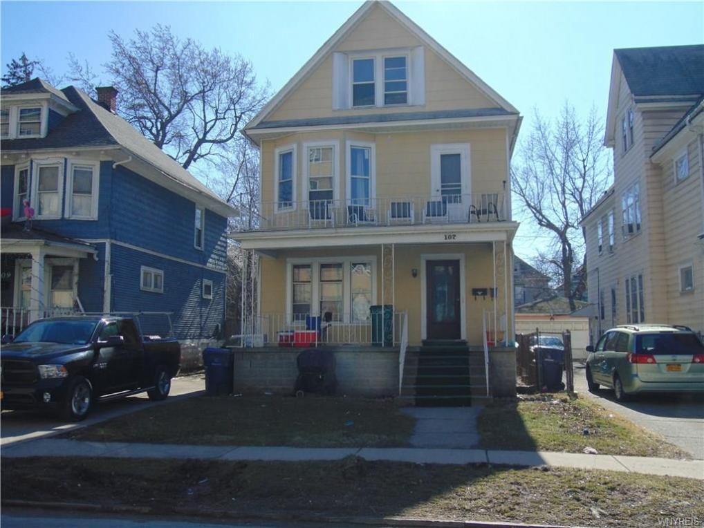 107 Hughes Ave, Buffalo, NY 14208