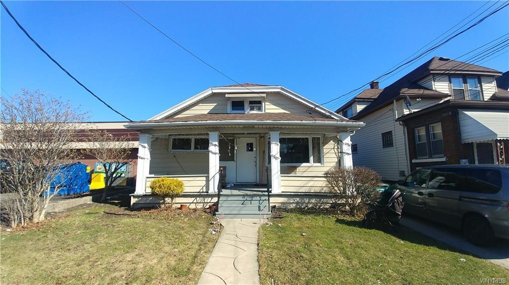 167 North Ogden Street, Buffalo, NY 14206
