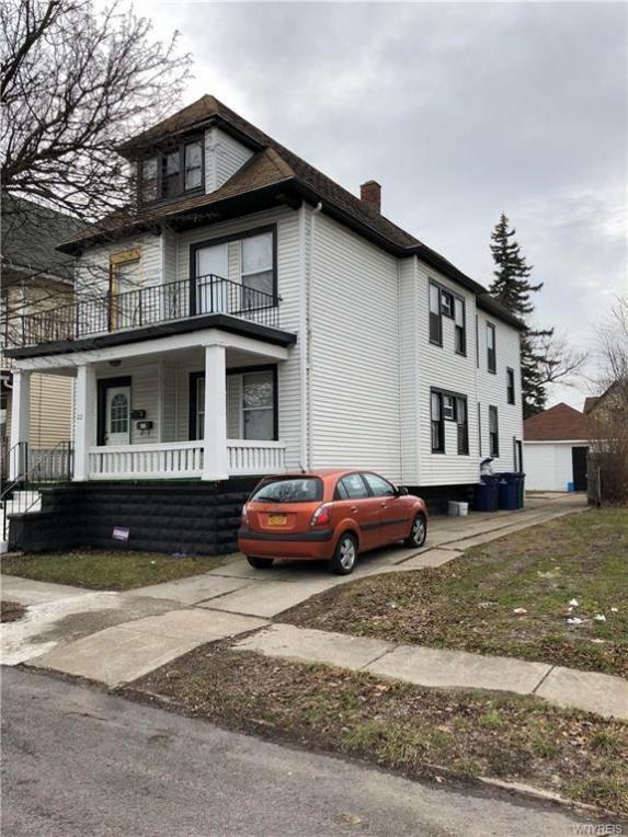 22 Rawlins Avenue, Buffalo, NY 14211